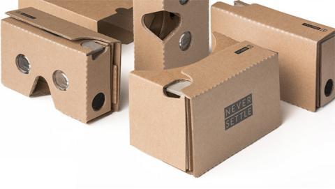 google cardboard gratis