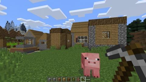 Minecraft Windows 10 Edition Beta se estrena el 29 de julio.