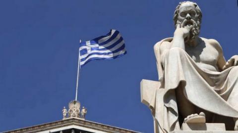 Internet y la crisis de Grecia