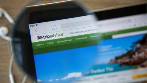 Denuncian comentarios falsos en TripAdvisor