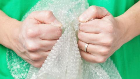 El fin del plástico de burbujas, nuevo sistema iBubble
