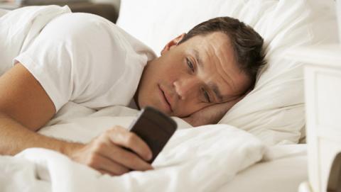 smartphone no dormir