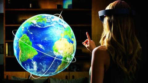 Microsoft HoloLens, mirando al futuro