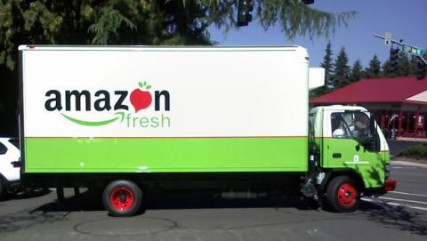 El supermercado de Amazon podría llegar a España en breve