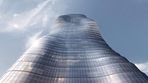 Así es el rascacielos con la forma de Beyoncé que se construirá en Australia
