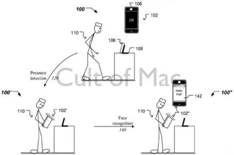 El iPhone podría desbloquearse con un selfie en el futuro