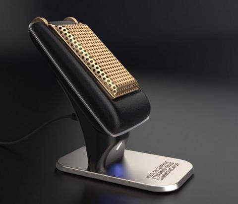 Comunicador oficial de Star Trek con Bluetooth