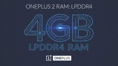 oneplus two 4b ram