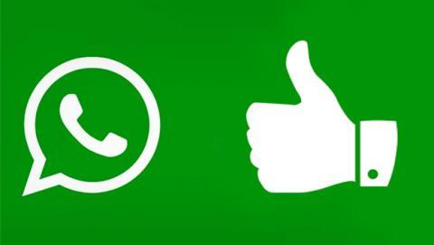 """WhatsApp permitiría """"marcar como no leído"""" y dar """"like"""" a las fotos"""
