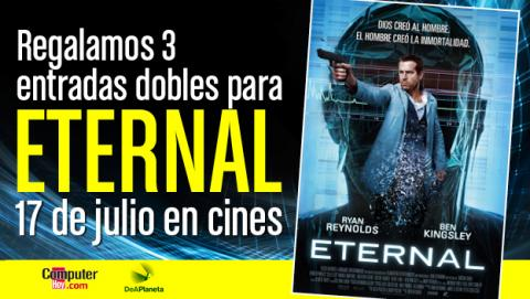 Regalamos 3 entradas dobles para ETERNAL