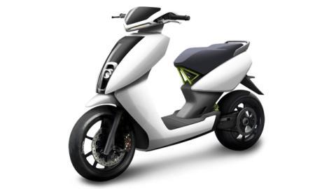 Una moto eléctrica que se carga más deprisa que el móvil