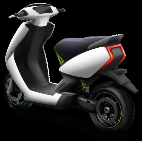 Esta moto eléctrica se carga más rápido que un teléfono móvil