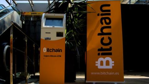 La crisis griega abre puertas: Atenas tendrá cajero Bitcoin
