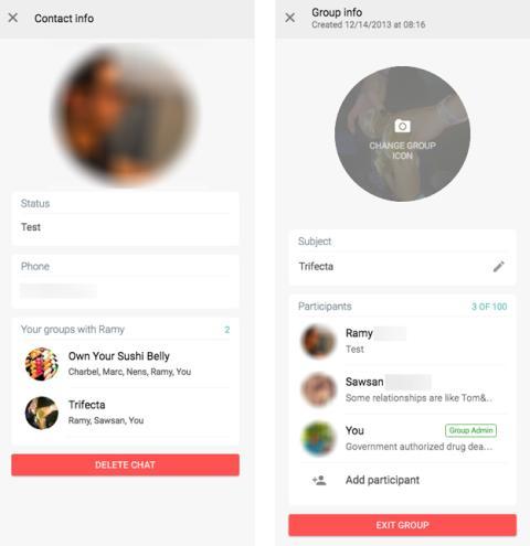 WhatsApp Web se actualiza con nuevas funciones