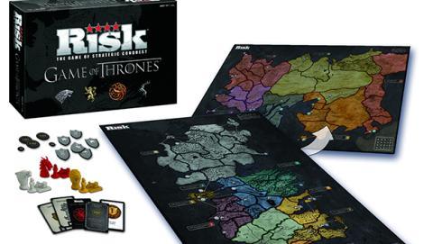 Así será la edición especial del Risk Juego de Tronos