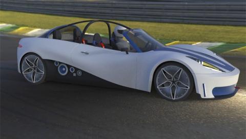 El primer coche eléctrico impreso en 3D llegará en 2016