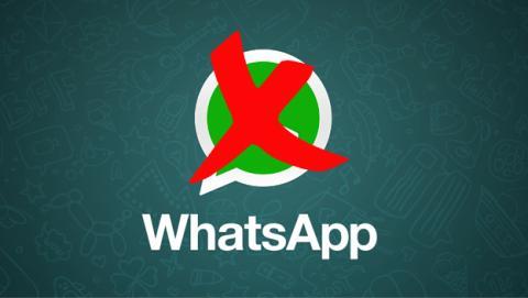 WhatsApp puede ser baneado en UK