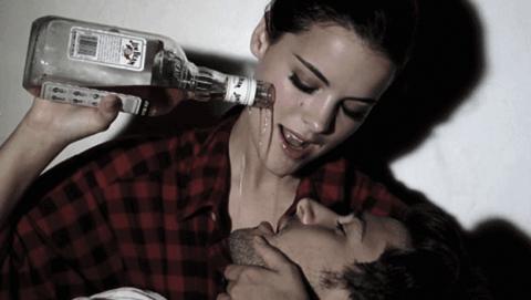 alcohol amor