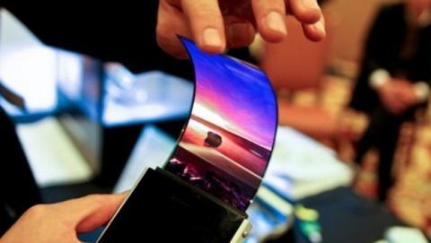 Smartphones de Samsung con pantallas con resolución 11K, en 2018.