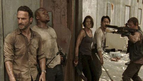 The walking dead sexta temporada