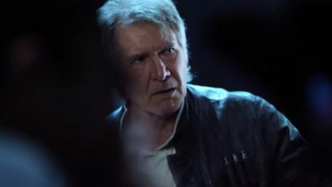 Nuevo y emotivo avance de Star Wars VII El Despertar de la Fuerza en la Comic-Con 2015.