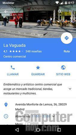 Enviar direcciones de Google Maps del ordenador al móvil Android