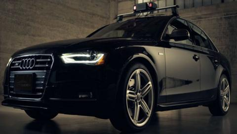 RP-1 convierte tu Audi en un coche autopilotado