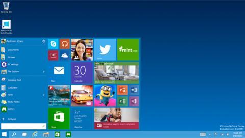 Instalar nuevo Windows 10