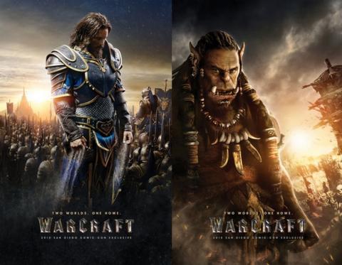 Pelicula de Warcraft