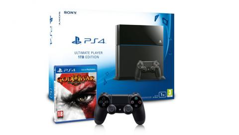 PS4 de 1 TB con God of War, oferta en el Amazon Premium Day