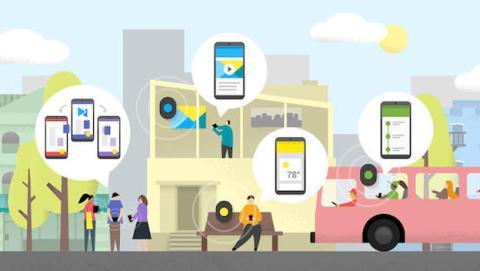Google entra al negocio de las balizas