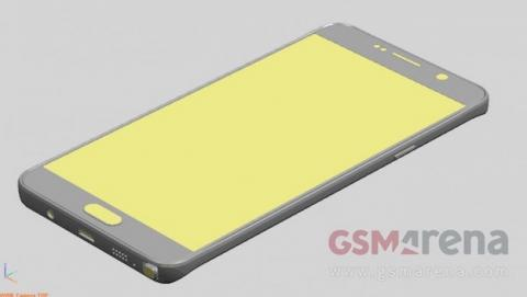 Se filtan más detalles del Samsung Galaxy Note 5 y Galaxy S6 Edge Plus