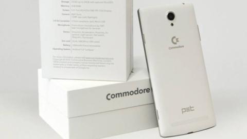 El móvil de Commodore: Pet