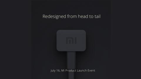 Xiaomi va a presentar nuevos dispositivos el 16 de julio