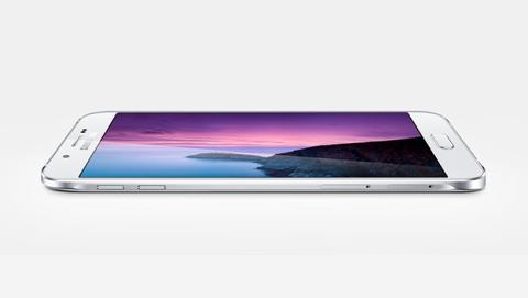 Nuevo Samsung Galaxy A8, el móvil más delgado de Samsung