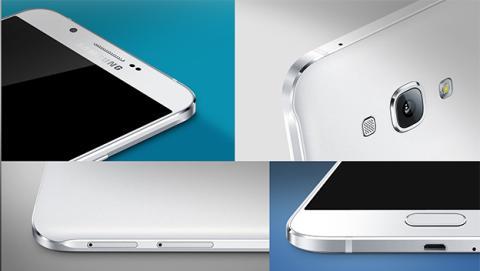Detalles Galaxy A8