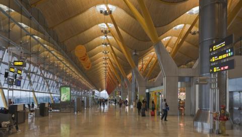 El aeropuerto del futuro será mucho más cómodo, eficaz y rápido