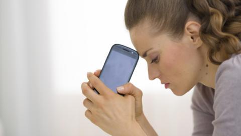 Tu teléfono móvil sabe si estás deprimido, según un estudio