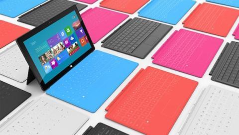 Microsoft podría lanzar en octubre una nueva Surface Pro 4