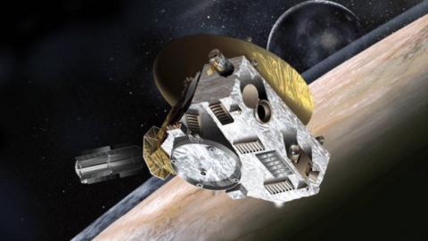 La CPU de la consola PlayStation maneja la sonda New Horizons enviada a Plutón.