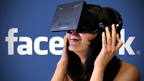 Facebook con control de gestos?
