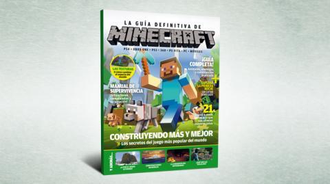 La Guía Definitiva de Minecraft ya está a la venta