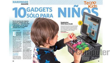 10 Gadgets sólo para niños