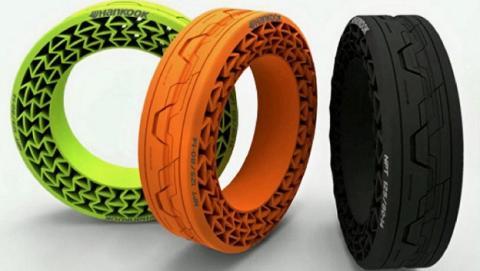 neumáticos pinchazo