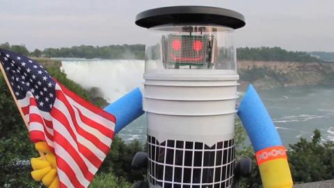 hitchbot robot