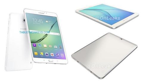 Nueva tablet Samsung Galaxy Tab S2: características, fecha de lanzamiento y precio.