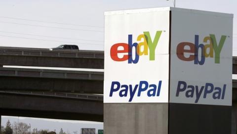 eBay y PayPal ya se han separado en dos compañías independientes.