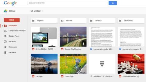 Google Drive permite bloquear la descarga de ficheros compartidos.
