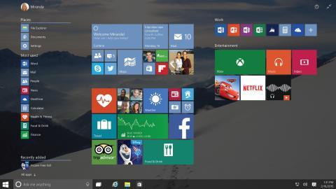 Así grabas vídeo en el escritorio de Windows 10.