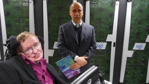 Millonario ruso Yuri Milner invierte 100 millones de dólares en buscar extraterrestres. Stephen Hawking participa en el proyecto.